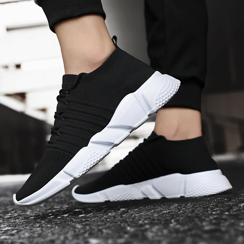 Men Comfortable Casual Lightweight Autumn Sneakers