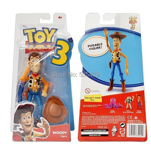 hot ! NEW 1pcs 18cm Toy Story 3 woody action Figures PVC Action Figure Model toys Christmas gift toy hot new 1pcs 18cm toy story 3 woody action figures pvc action figure model toys christmas gift toy