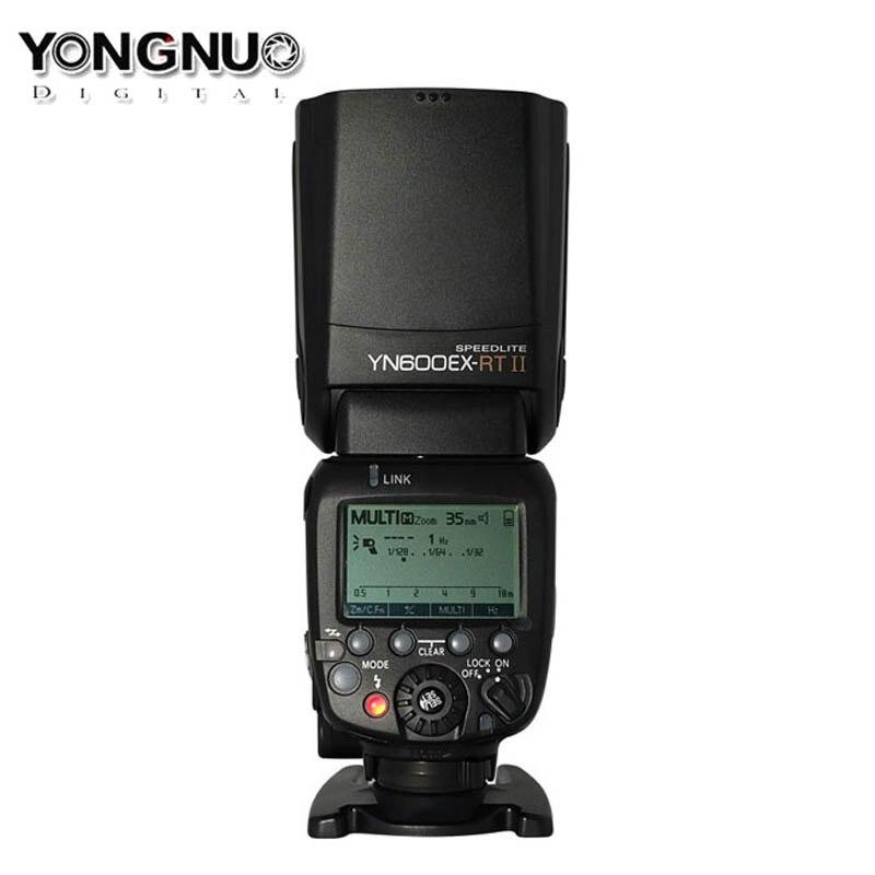 YONGNUO YN600EX-RT II Flash Speedlite 2.4G Wireless Auto TTL HSS 1 / - Տեսախցիկ և լուսանկար - Լուսանկար 2