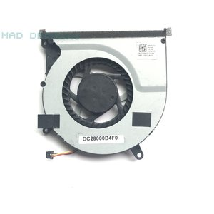 Brand new original laptop cooler fans for DELL XPS 15 L521X CPU and GPU cooler thermal fan's DC28000B4F0 37XGD 037XGD