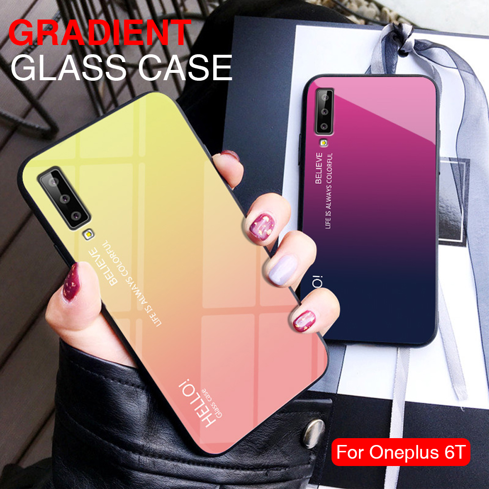 Phone Case For Samsung Galaxy Note 9 Case Luxury Glass Cover For Samsung S8 S9 J4 J6 A6 A8 S10 Plus A7 2018 S10 E Fundas Case
