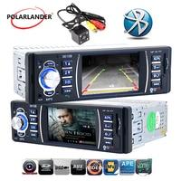 Car Radio Player 3.6 inch HD MP4 FM/USB/ One Din/FM radio station /USB port 12V Car Audio Auto Steoro Car MP5 MP3 bluetooth
