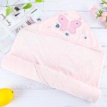 Детское полотенце для рук, банное полотенце s, детское, удерживающее покрывало, мягкое, хлопковое, милое, мультяшное полотенце для купания, детское, для ванной