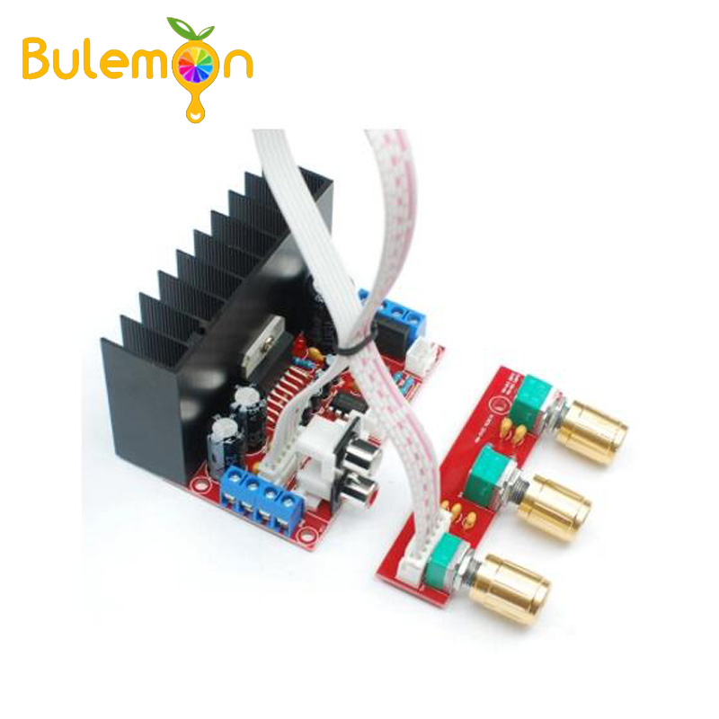 TDA7377 Diy Amplifier Board 12V Single Power Computer Super Bass 3 Channel Sound and 2.1 Power Amplifier Board SutieTDA7377 Diy Amplifier Board 12V Single Power Computer Super Bass 3 Channel Sound and 2.1 Power Amplifier Board Sutie