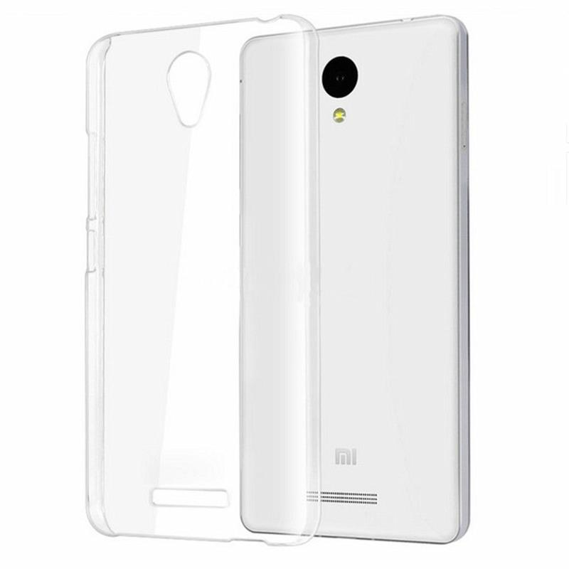 Fecoprior Mi5 Thin Crystal clear transparent Hard PC M5 Case For Xiaomi 5 Mi5 Redmi Note3 Back cover