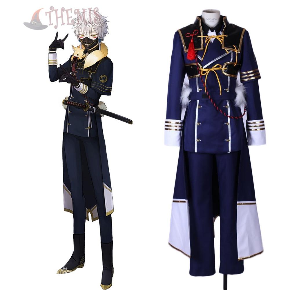 Athemis Nouvelle Arrivée Anime Costumes TouKenRanBu