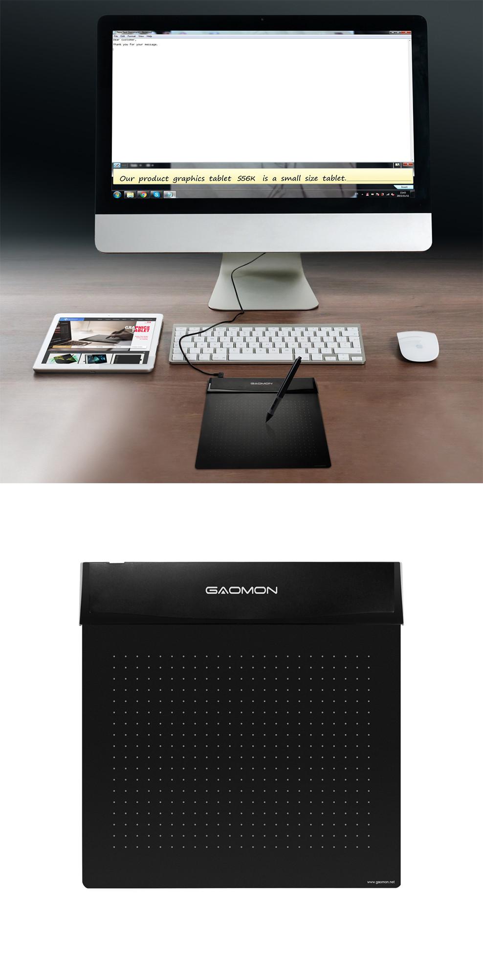 لوحة رقمية صغيرة مرنة للرسم والتصميم الهندسي على الحاسوب 2