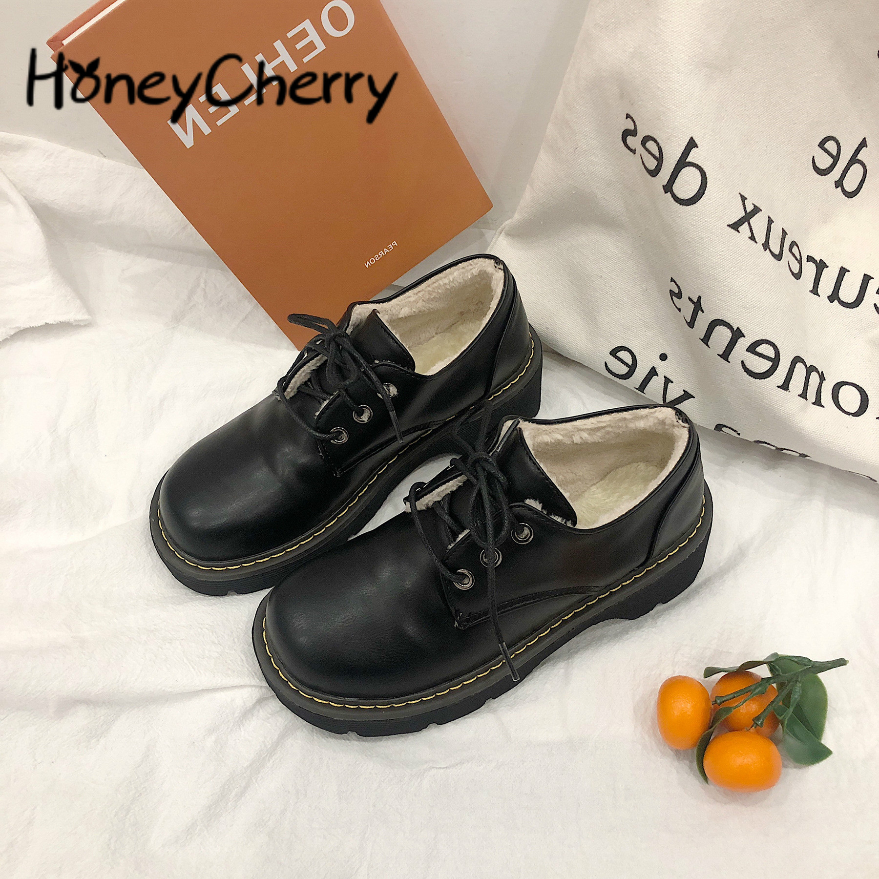 2018 Style 39 Collège Anglais Fond Taille Chaussures IxOwvaSa