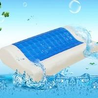 Comfort Memory Foam Space Pillow Slow Rebound Orthopedic Pillow Neck Rest Magnetic Healthcare Pillow 30*50CM