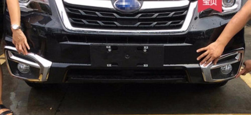 Yimaautotrims Frontstoßstange Nebelscheinwerfer Lampe - Autoteile - Foto 5