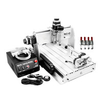 3040T DJ CNC Engraving Machine Cnc Router Drilling And Milling Machine For Wood Carving