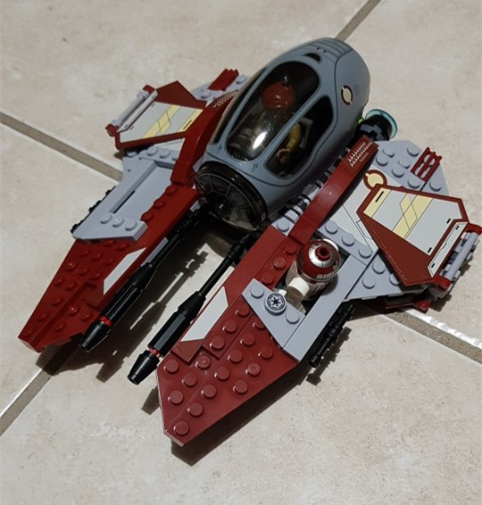 Ruang Star Wars Jedi Obi Wan Interceptor Revenge Of The Sith Blok Set R4 P17 Droid Kompatibel Lepins Natal Mainan Figurs Space Wars Star Spacejedi Interceptor Aliexpress