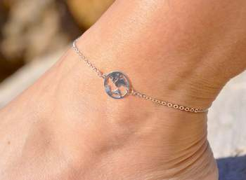 GlintLife | World ankle bracelets | Beauty is in simplicity