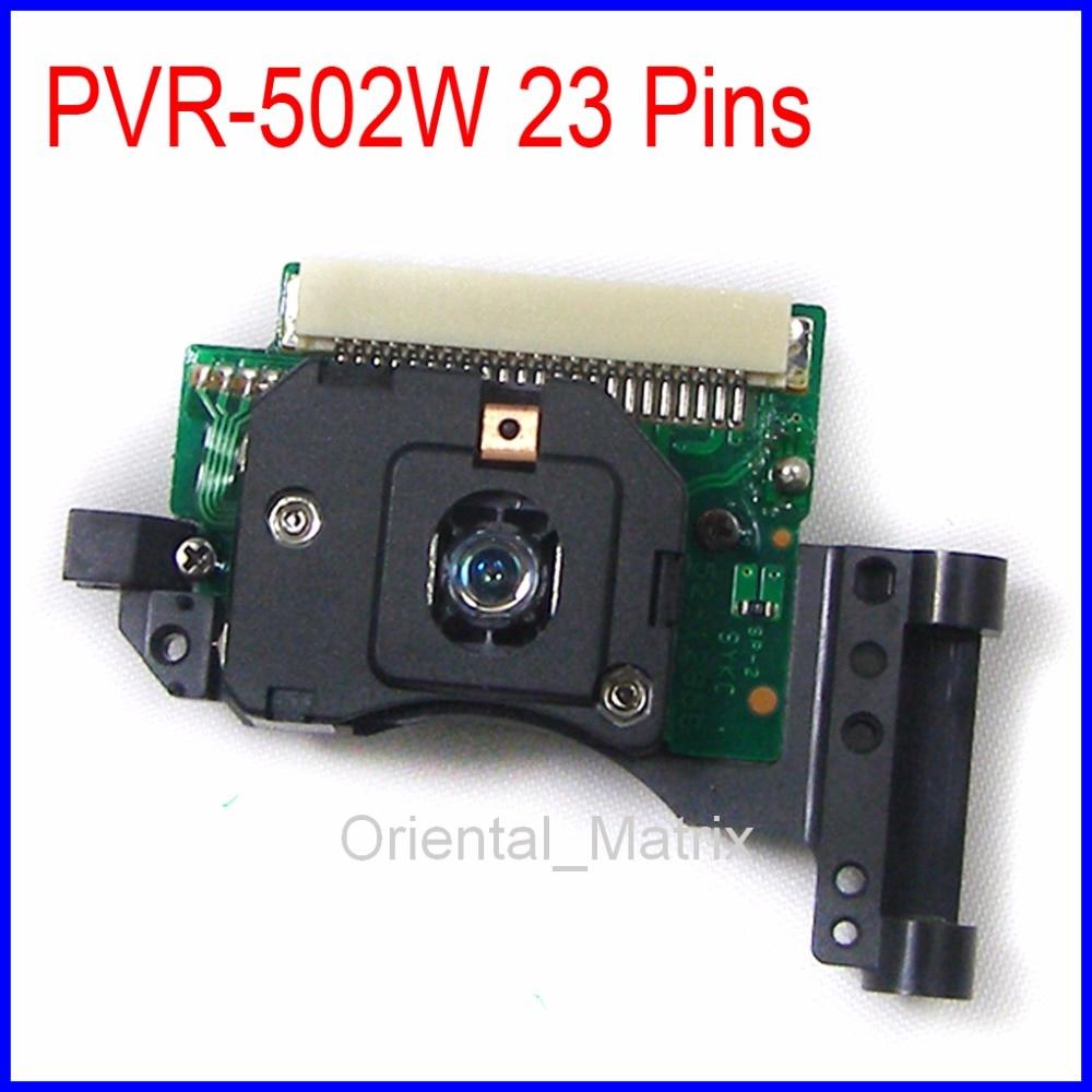 Livraison gratuite Original Mitsumi PVR-502W 23 broches optique Pick Up PVR502W pour LG DX599XB DVD laser lentille optique Pick-Up