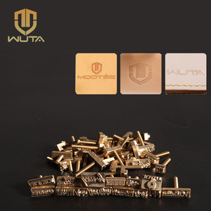 Customized Brass Stamp Logo Co