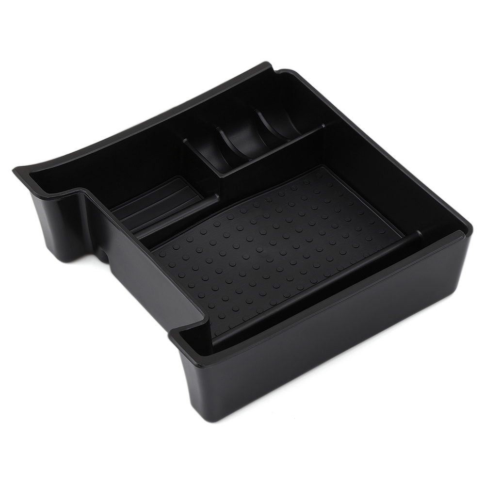 Image 2 - Central Storage Pallet Inside Armrest Container Box For Volvo XC60 S60 V60 Car styling-in Car Stickers from Automobiles & Motorcycles