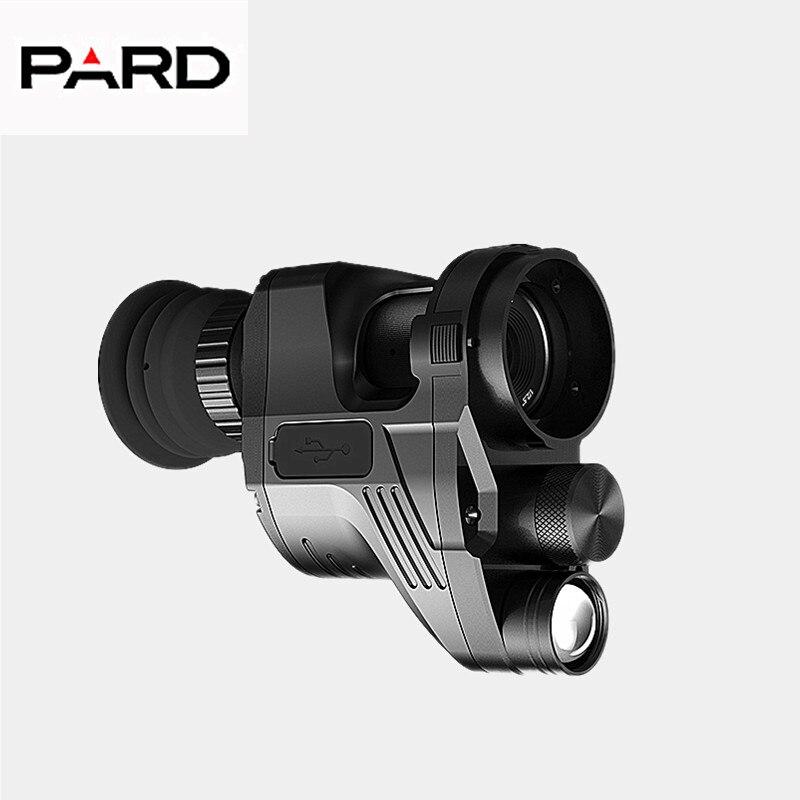 PARD NV007 WiFi di Visione Notturna Digitale Portata del Fucile Scout Portata Monoculare vista a raggi infrarossi della macchina fotografica riflscope registratore supporto APP