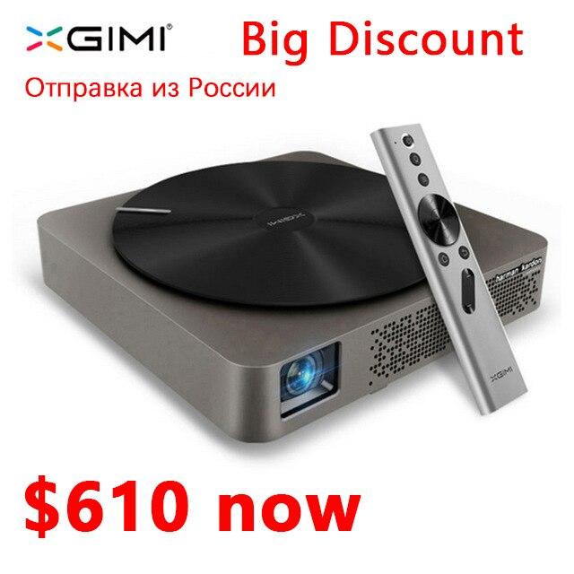 Mini portatile xgimi Z4 aurora smart home theater wifi proiettori supporto 1080 P 3d Tv cinema DLP full hd led per maltimedia
