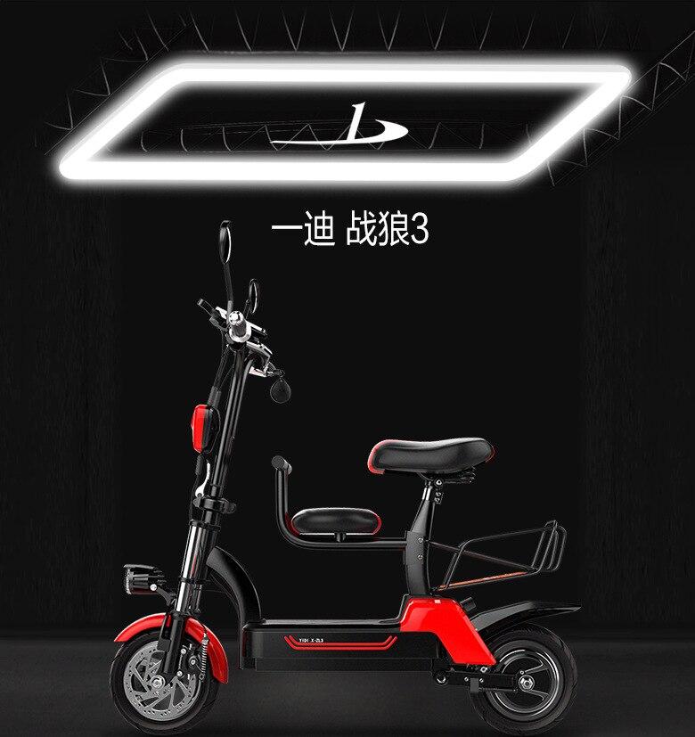 Performances Hors route scooter électrique ville patinete electrico étanche trottinette adulte kick scooter 10