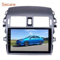 Seicane 2 DIN 9 Android 7,1/8,1 автомобилей Радио Bluetooth gps навигации для 2007 2008 2009 2010 Toyota Corolla Старый Поддержка WI FI DAB