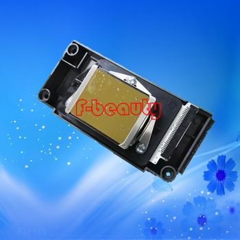 New Original Solvent Print Head  F186000 Printhead Compatible For Epson DX5 R1900 R2000 JV33 Oily Printer Head Locked