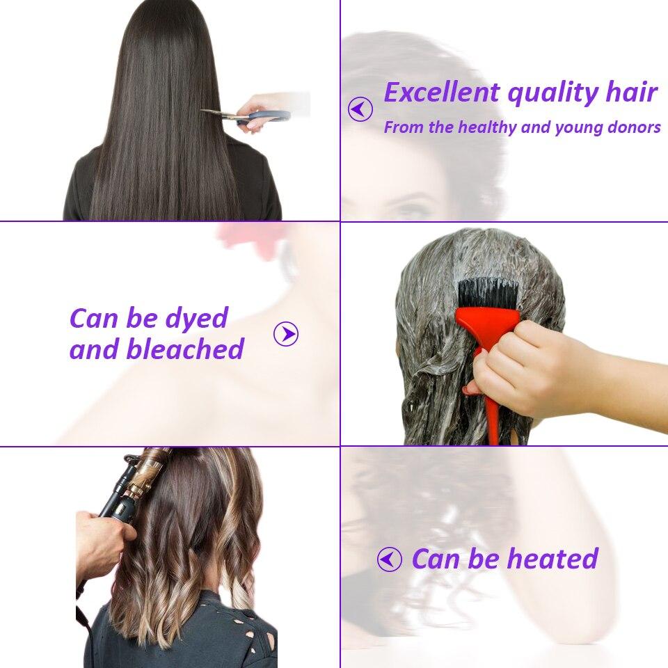 Brésilien corps vague 100% Extensions de cheveux humains 1/3 pièces brésilien vierge cheveux armure faisceaux Salon de beauté fournitures 10 ''-30'' - 3