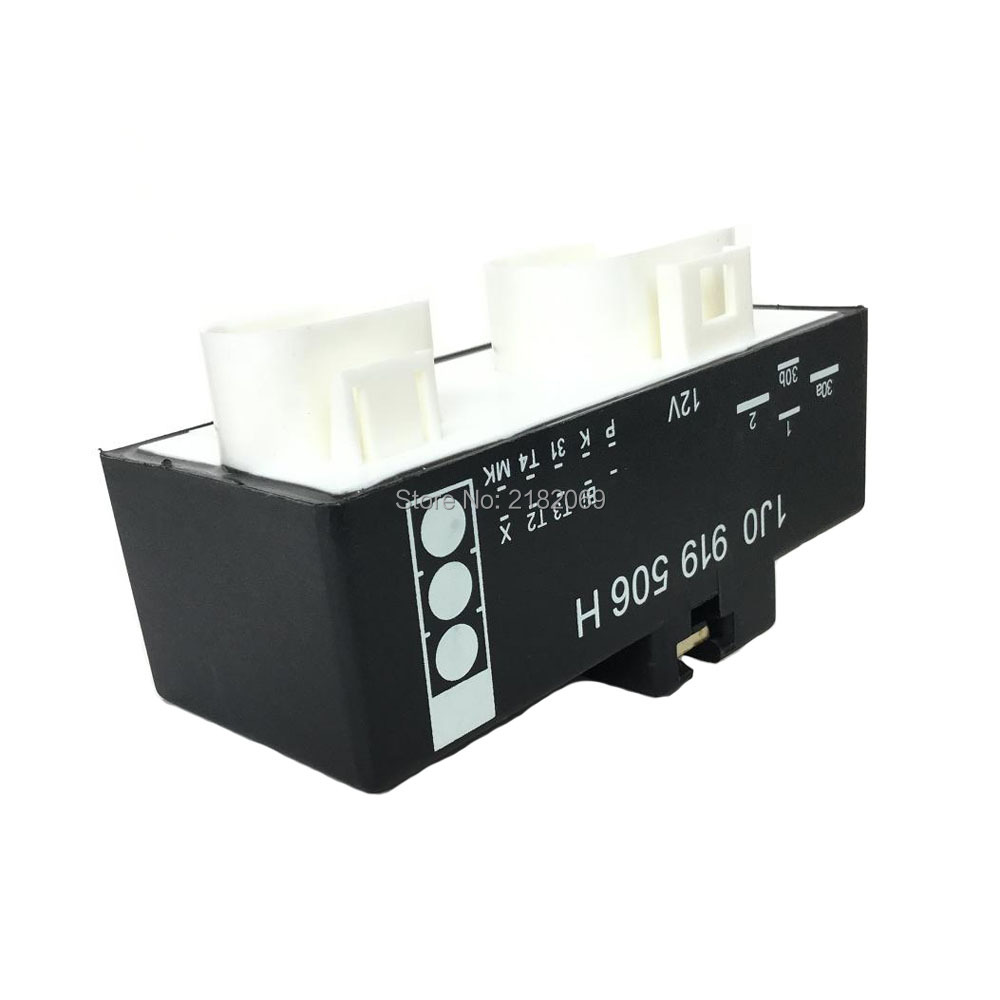 Radiator Cooling Fan Control Switch Relay For Audi A3 Tt Seat Toledo Inca Cordoba Leon Ibiza Skoda Octavia 14 16 18 19 20 In Car Switches Relays From
