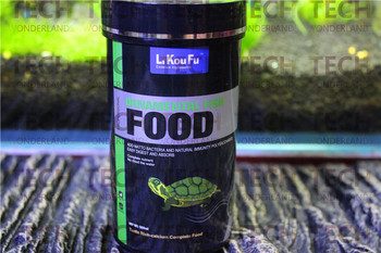 Free Shipping LiKouFu Reptile Food for Turtle Toad Frog 500ML With Calcium and Vitamin A D3 E