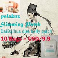 10 Bags Palakuz Slimming Patch For Health Slimming Best Fat Burning Reduce Weight Patch DaiDaihua Diet