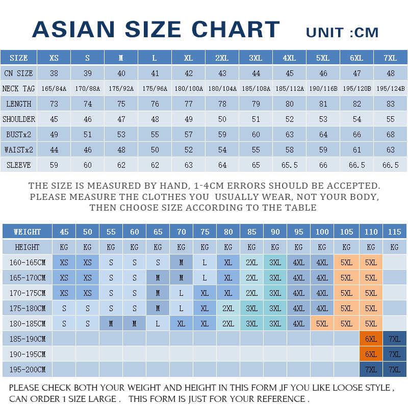 LANGMENG 2018 marca de talla grande 7XL camisas de vestir para hombres Slim Fit Casual Camisa sarga Color sólido camisa Social Formal de fácil cuidado