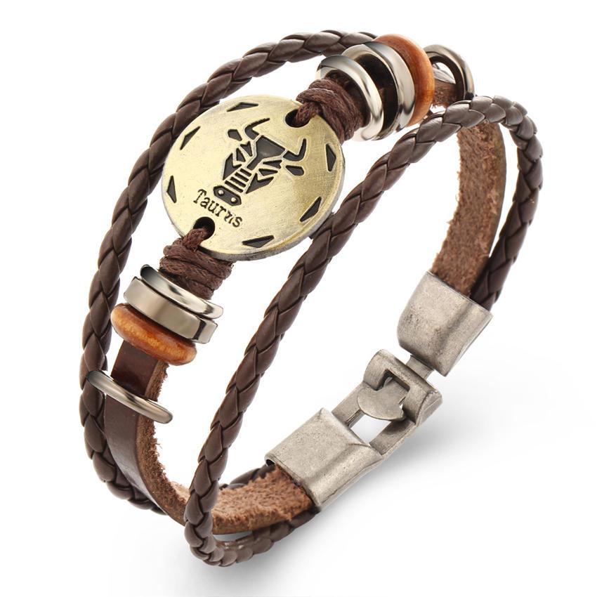 taurus bracelets