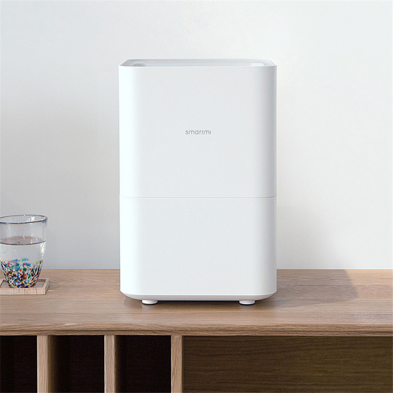 Household SmartMi Ultrasonic Air Humidifier Evaporative 220V 50Hz Air Humidifier Essential Oil Diffuser Aroma Diffuser No Mist
