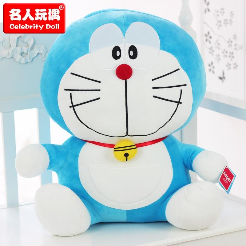 Doraemon Real: 2015 40CM Fashion StuffedPlush Dolls Real Aoger Doraemon