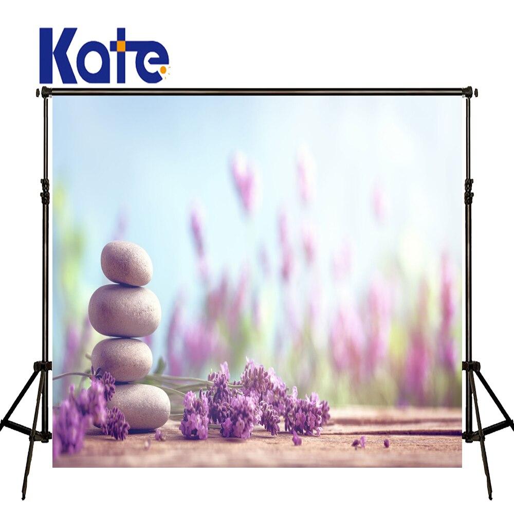 KATE Photo fond nouveau-né photographie fond pierre mur photographie fond mariage violet toile de fond pour Studio Photo