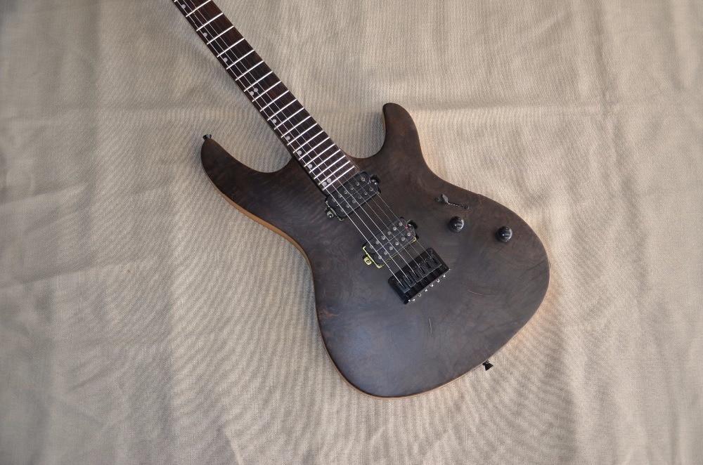 buy top quality mayones guitar 6 string ebony fingerboard custom electric. Black Bedroom Furniture Sets. Home Design Ideas