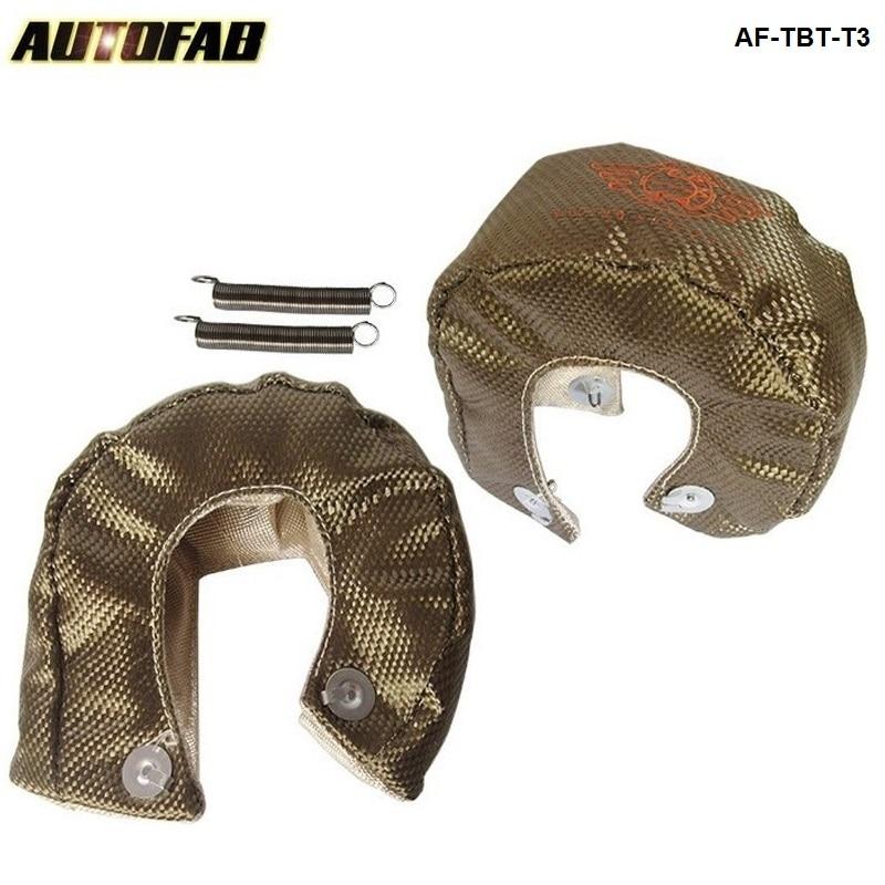 Titanium Turbo Blanket Heat Shield Turbocharger Cover Wrap For T3 T25// T28// GT25