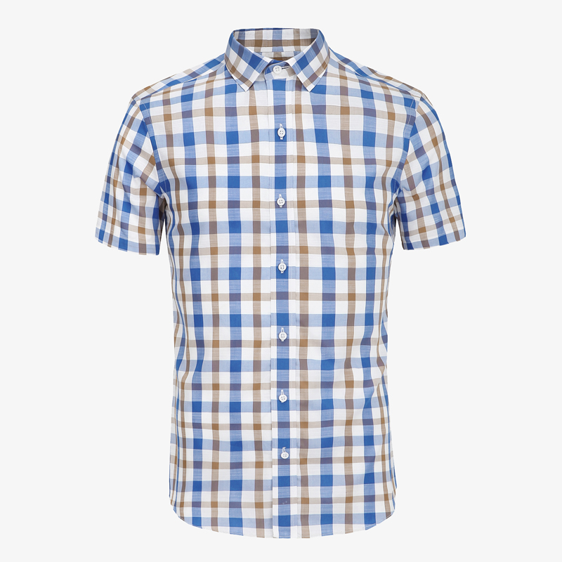 Smartfive მამაკაცის პერანგი 75% - კაცის ტანსაცმელი - ფოტო 4