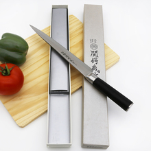 Free Shipping YILang stainless steel kitchen knife salmon sashimi raw fish fillet chef knife cooking knives Sashayed gift