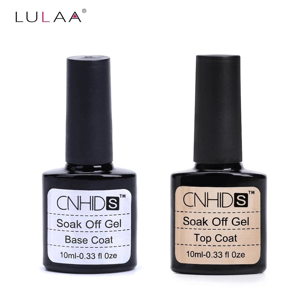 KCE Nail Shop 2 PC/LOT Free Shippng 10 MLWomen Top Coat Base Coat Peel Off Liquid Tape UV/ LED Gel Lamp Cured Nail Gel Polish Nail Art