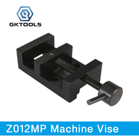 GKTOOLS  Electroplated Metal Machine Vise used for Fix Work Pieces  Z012MP