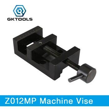 GKTOOLS, tornillo de banco de máquina de Metal electrochapado utilizado para arreglar piezas de trabajo, Z012MP vise     -