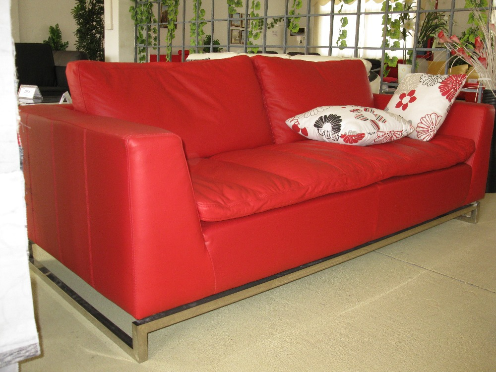 Cow genuine leather sofa set living room furniture couch sofas living room sofa sectional corner Living rooms with leather sofas
