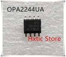 NEW  10PCS/LOT OPA2244UA  OPA2244 SOP-8 IC