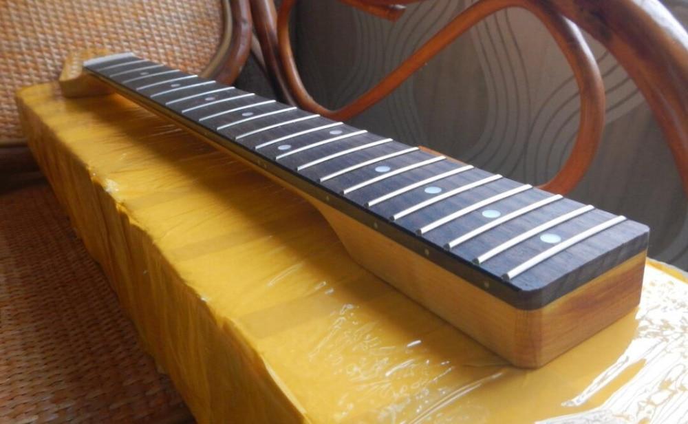 Livraison gratuite en gros 21 Frette Rose bois touche telecaster guitare cou en stock 9162