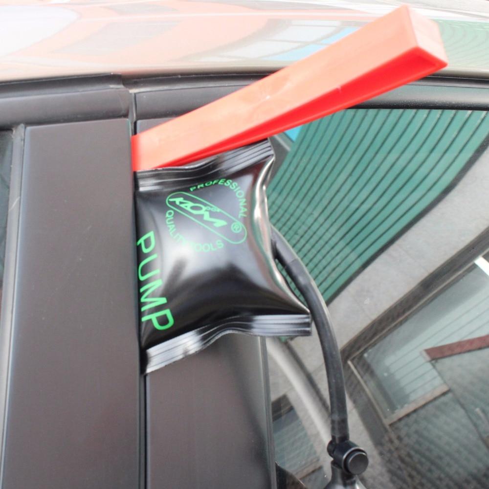 Serrurier Outils Pompe de Cale Air Wedge Airbag Serrure Pick Set Ouvert Serrure De Porte De Voiture Main Tool Set Verrouillage Outils D'ouverture