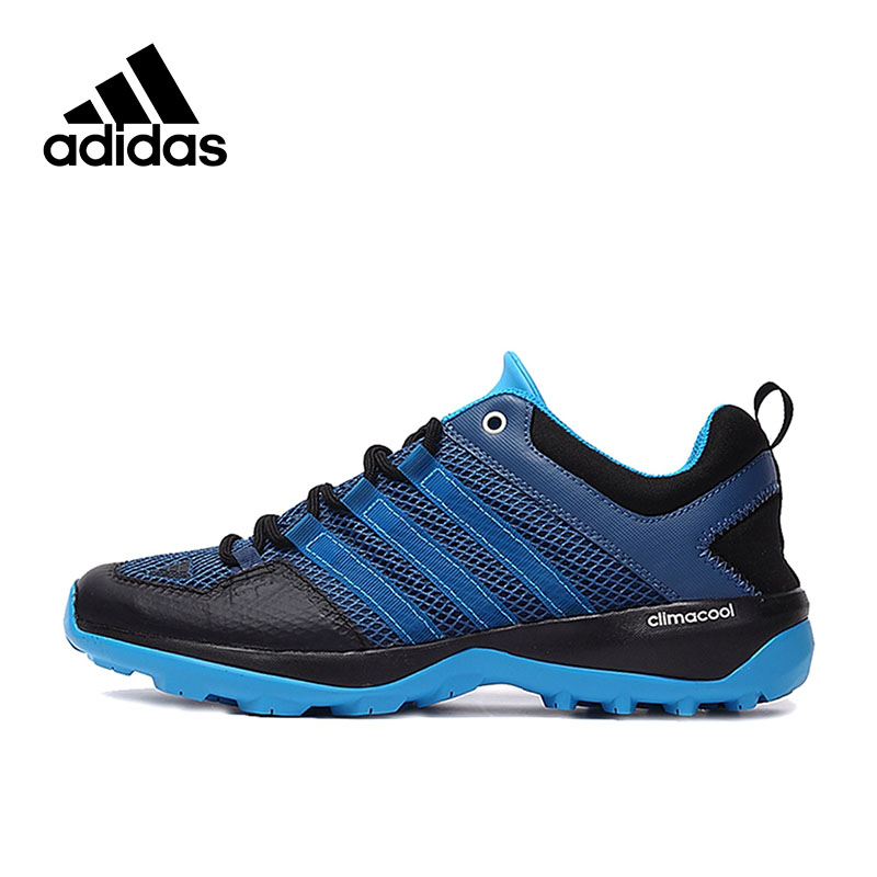 Adidas New Arrival Original DAROGA PLUS Men's Hiking Shoes Outdoor Sports Sneakers B40915/B40918 heavy duty 1800kg automatic sliding gate motor for gate drive with infrared sensor alarm lamp and loop detector