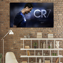 Cristiano Ronaldo Football Wallpapers Canvas Painting Prints Bedroom Home Decoration Modern Wall Art Posters Pictures