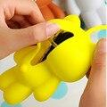 1000PCS hot sale silicone car key holder key bag holder cute gray cat bear panda pendant for bag man keychain cover