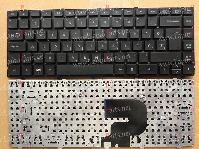 El nuevo de los balcanes sk teclado del ordenador portátil para hp 4340 s 4341 s 4345 s 4346 s 4340 con teclado outframe