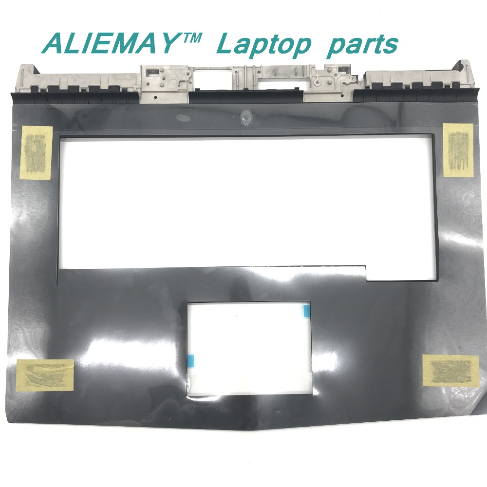 Brand new and original laptop case for DELL Alienware 15 R3 palmrest with bottom base upper VN6FK 0VN6FK brand new laptop for dell inspiron 15 15r 5521 5537 3537 3521 lcd back cover upper cover bezel case palmrest cover bottom case
